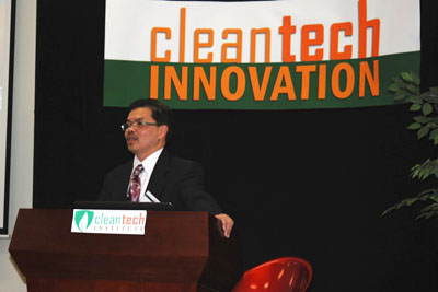 Lloyd Tran- chaired Cleantech Innovation 2011